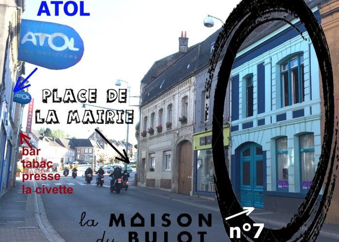 facade maison bulot